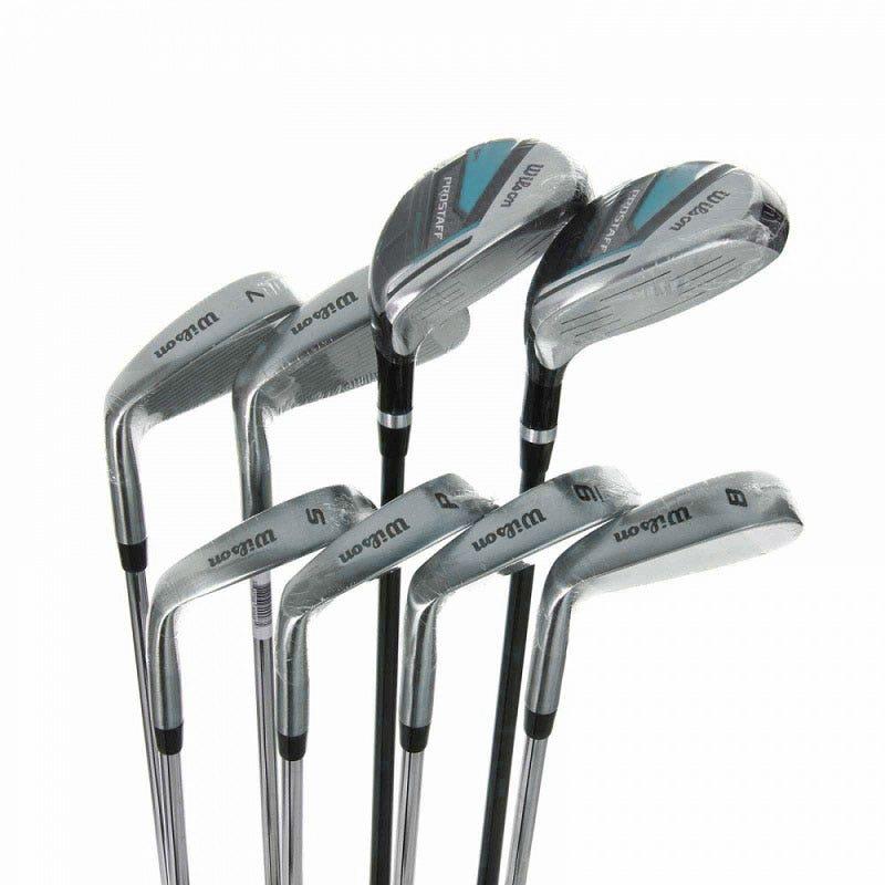 Wilson ProStaff Combo Golf Set Graphite Lady