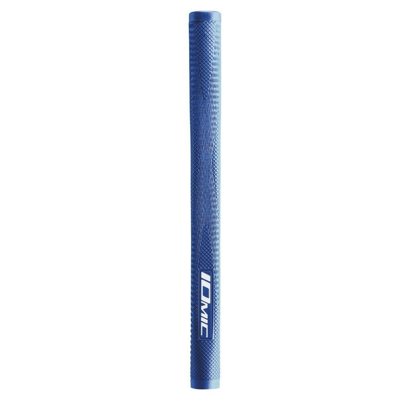 Iomic Absolute-X Blått Paddle Putter Golfgrepp - Grepptejp ingår