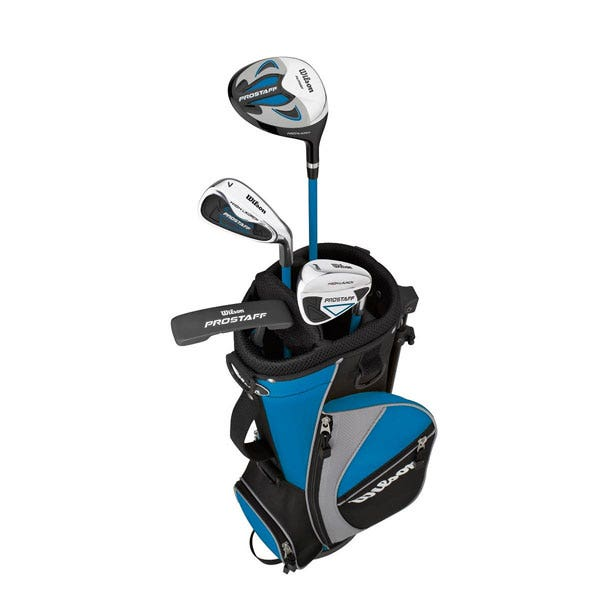 Wilson Prostaff Junior set 5-8 år