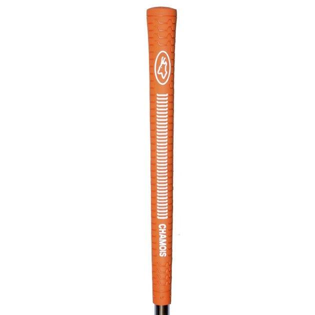 Avon Chamois Jumbo Orange Ribbat Golfgrepp - Grepptejp ingår