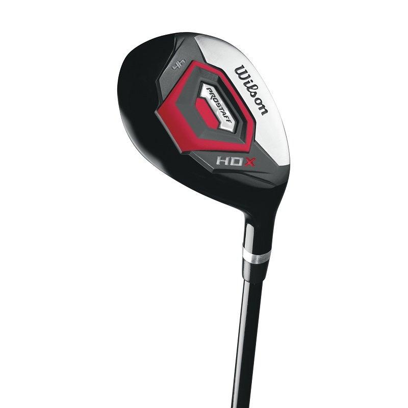 Golfklubbor - Wilson ProStaff HDX Golf Hybrid #4 -Vänster