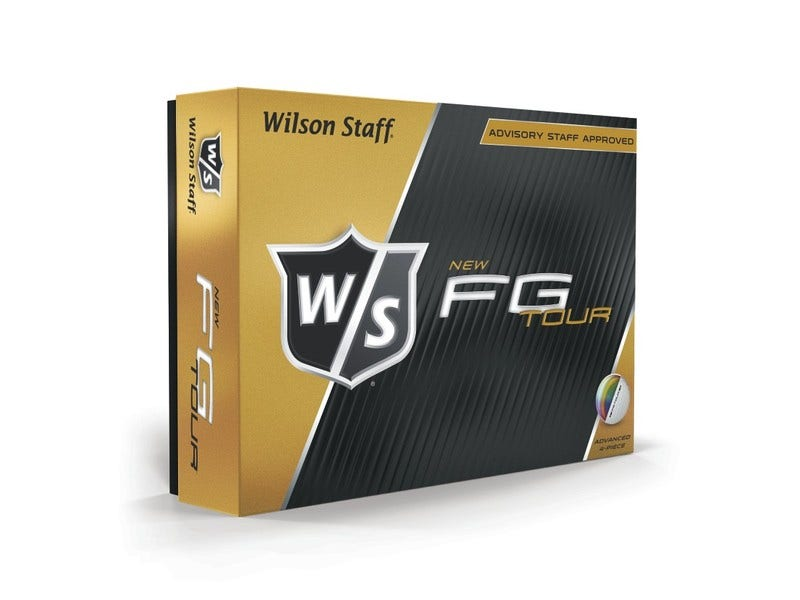 Wilson FG Tour Urethane Men 12 Pack Golf Balls