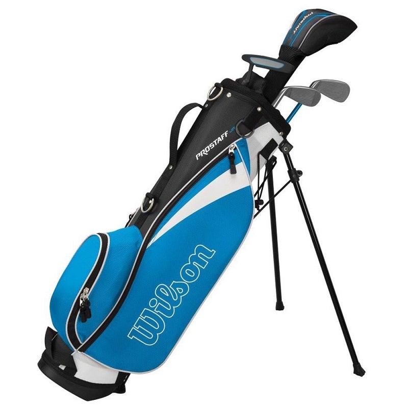Golfset Barn - Wilson ProStaff Junior HDX 5-8 År Golfset Grafit -höger