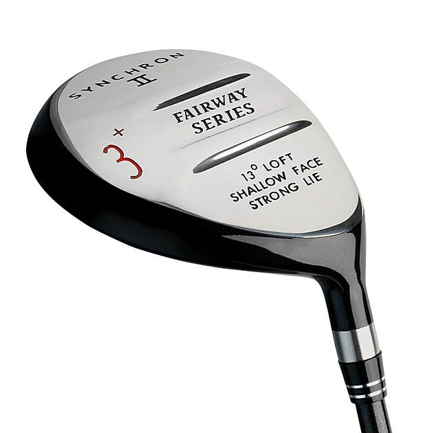 Synchron fairway wood - Synchron II Fairway Wood Höger och Vänster Golfklubbor