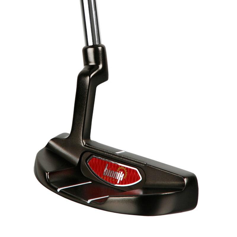 Boinik golf putter - Bionik 105 Red Insert Putter Höger Golfklubbor