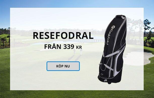 Köp Resefodral som skyddar sina klubbor under golfresan