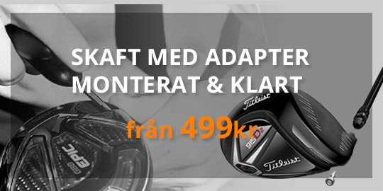 Köp Skaft med adapter